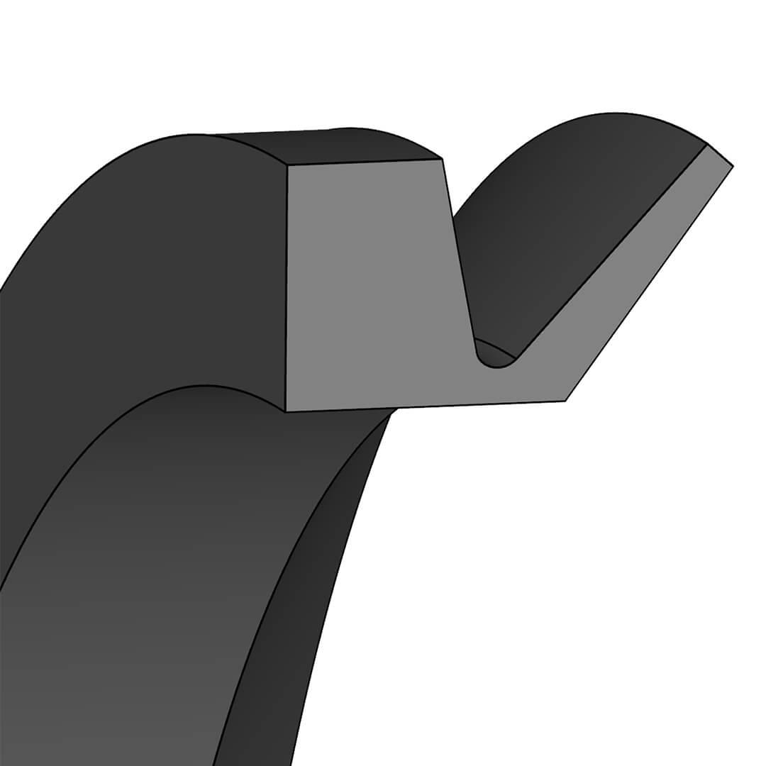 V-Ring design VA produktbilde